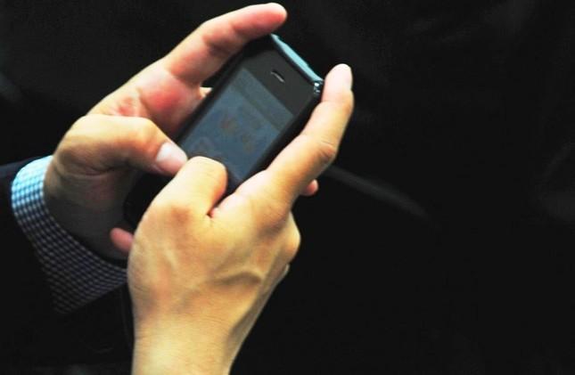 スマートフォンは約2年前から使っているようだが…(画像はイメージ)