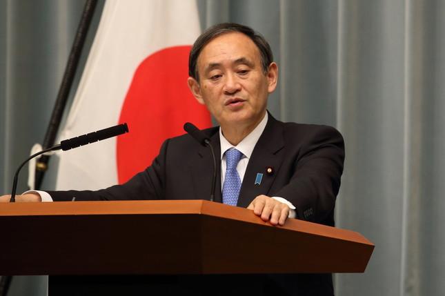 菅官房長官が「放送法」を持ちだしたことに批判が出ている