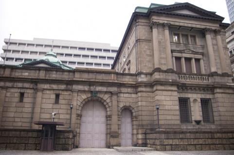 日銀の政策決定会合後、総裁会見が開かれた