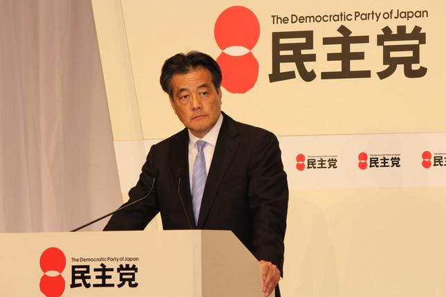 岡田克也代表率いる民主党は統一地方選(前半戦)でも劣勢に立たされている