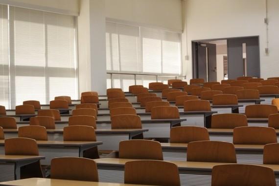 100人の学生が受講していた(画像はイメージ)