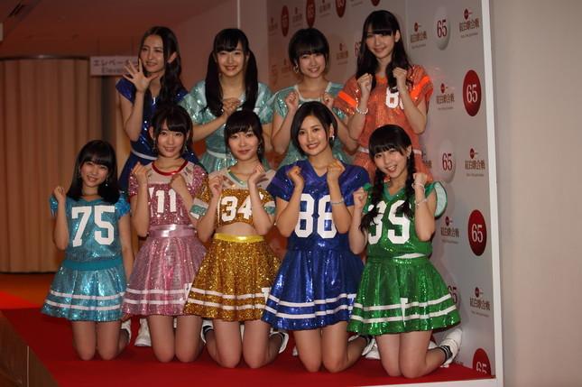 HKT48は2枚目のシングル「メロンジュース」で2014年のNHK紅白歌合戦に初出場。今回発売された「12秒」は5枚目のシングルだ