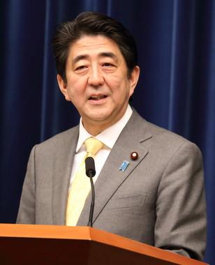 安倍首相ツイッター「中の人」は山本一太議員?(写真は2014年3月撮影)