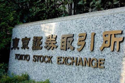日本株がさえない・・・(画像は、東京証券取引所)