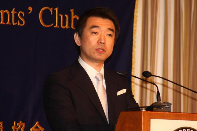 橋下氏は過半数の賛成が得られなければ「政治家引退」するのか