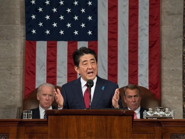 韓国国会の糾弾決議では、安倍首相の訪米時の発言で「従軍慰安婦」が触れられなかったことを問題視している