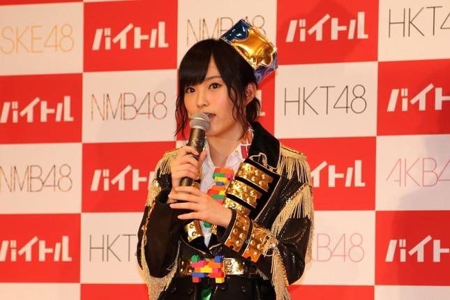 2014年の選抜総選挙の公式ガイドブックでは、山本彩さんが1位に予想されていた