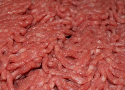 ひき肉は産地特定が難しい?