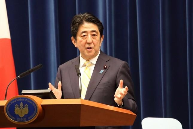 韓国の非難決議でも安倍首相個人を名指しするのは珍しい
