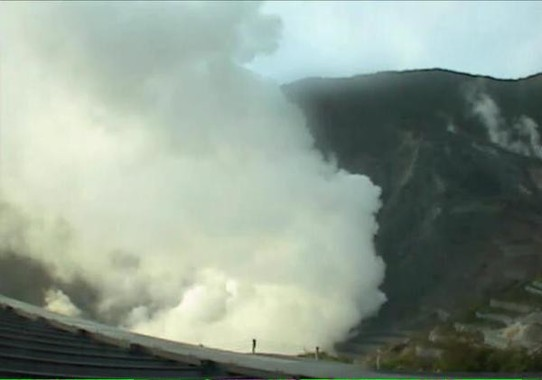 大規模噴火の可能性は?