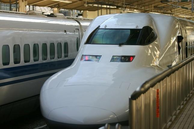 新幹線放火事件