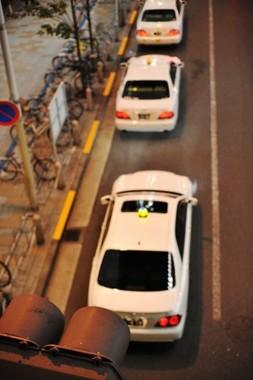 猛暑でタクシーの客足がいいようだ・・・(写真はイメージ)
