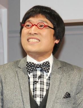 「天の声」こと山里亮太さん(2013年1月撮影)