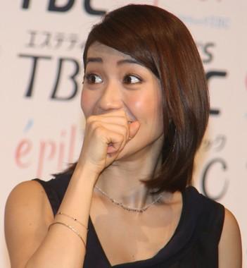 髪型と髪色を変える前の大島さん(写真は2011年8月撮影)