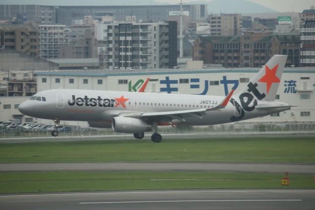 ジェットスター・ジャパンのパイロット2人が乗務停止1週間の処分を受けた