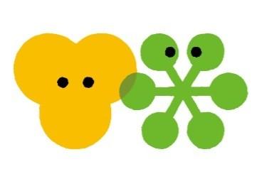 佐野氏がデザインした東山動植物園の公式シンボルマーク(プレスリリースより)
