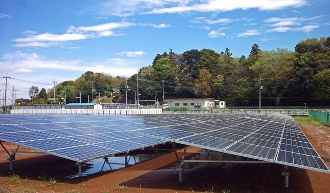 太陽光発電が猛暑日に大きく活躍