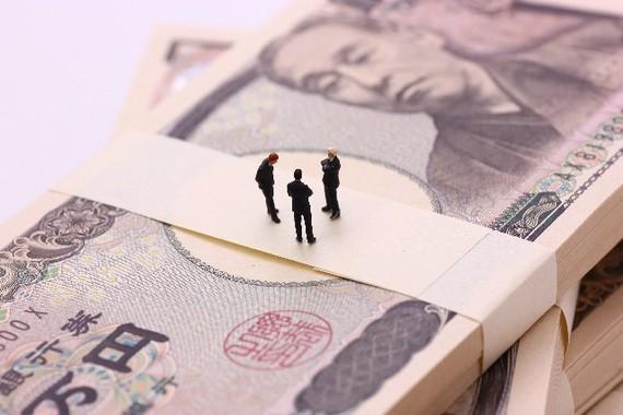 ソフトバンク・アローラ副社長の役員報酬、165億円は高いのか・・・(画像はイメージ)
