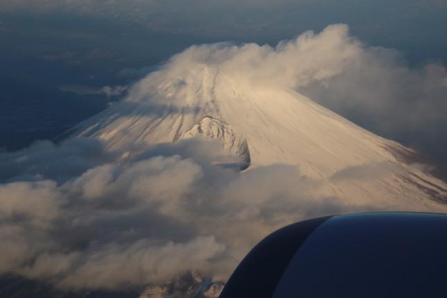 外国人観光客にとって富士山は日本のシンボルだ