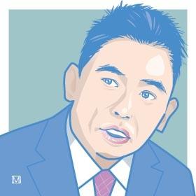 太田光さんは約4分間にわたりエンブレム騒動について熱弁した