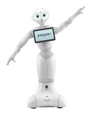 ロボットの「取説」にしては不自然だが…