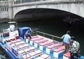 秋葉原から羽田に「船便」お目見え 85年前の万世橋「船着き場」活用
