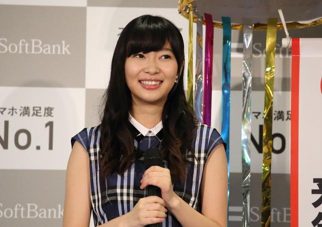 HKT48の指原莉乃さん曰く、iPhoneの通信制限は「WiFiがあればなんとかなる」