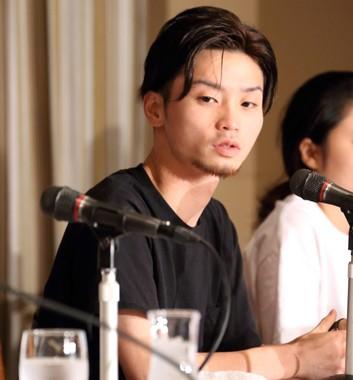 奥田さんの殺害予告がなぜか明治大学に(写真は2015年9月撮影)
