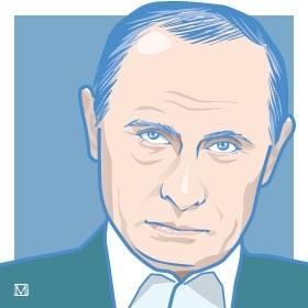 プーチン大統領は遅刻の常習犯として知られるが、今回は安倍首相を待つ側だった