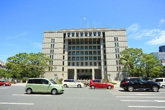 不祥事ではない「能力不足」で職員が分限免職になるのはきわめて異例だ(写真は大阪市役所)
