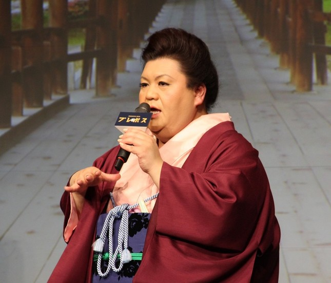 マツコさんの横浜嫌いは嫉妬心から?(写真は2015年9月撮影)