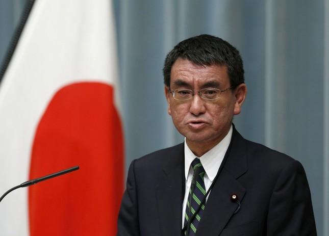 河野太郎氏は初入閣で「変節」したのか(写真:ロイター/アフロ)