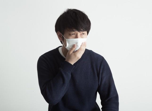 免疫力が落ちると風邪などをひきやすくなる