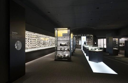 戦後のカメラ史を振り返られる「ニコンミュージアム」(画像はニコンのプレスリリースより)