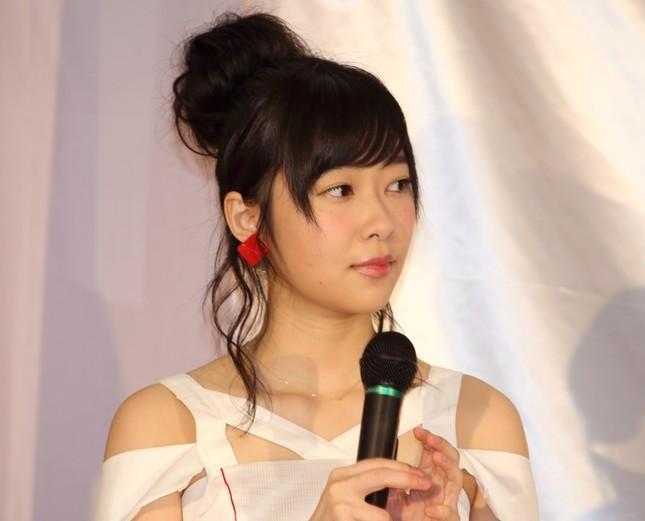 少女との「約束」を大切にした指原さん(写真は2015年6月撮影)