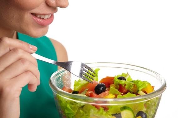 最初に野菜をたっぷり食べよう