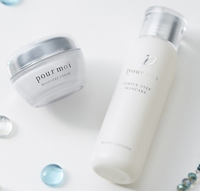 日本盛が立ち上げた新ブランドの保湿クリームと化粧水
