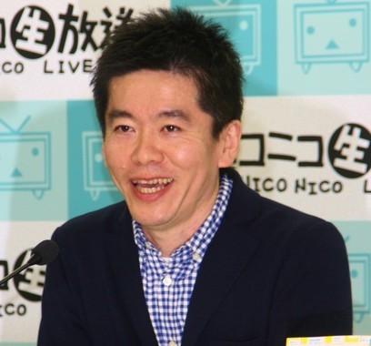 西川さんの「苦言」に堀江さんの反応は…?(2013年3月撮影)