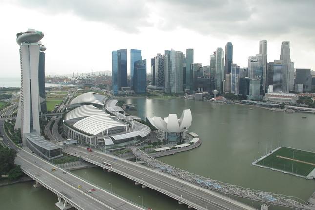 首脳会談は11月7日にシンガポールで行われる(写真はイメージ)