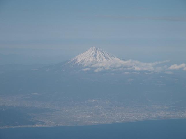 「日本=富士山」というイメージを持つ外国人観光客も多い