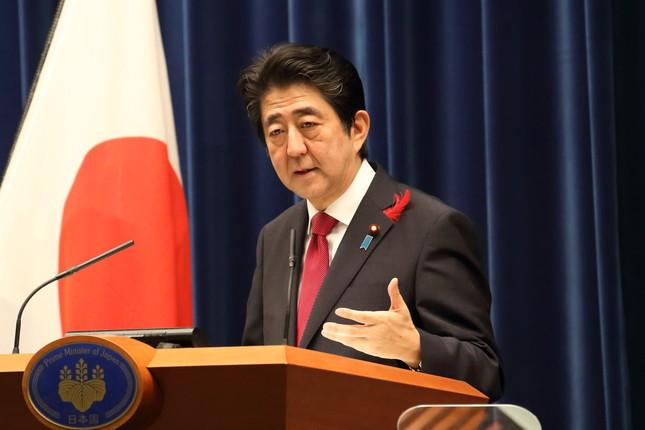 「流行語」には、安倍首相や安保法案に関連する言葉がずらりと並んだ(画像は2015年10月6日撮影)