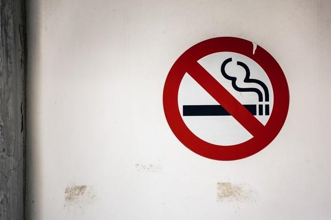 2歳の長男にタバコを吸わせたとして24歳の父親と16歳の少女が暴力行為等処罰法違反の疑いで逮捕された。