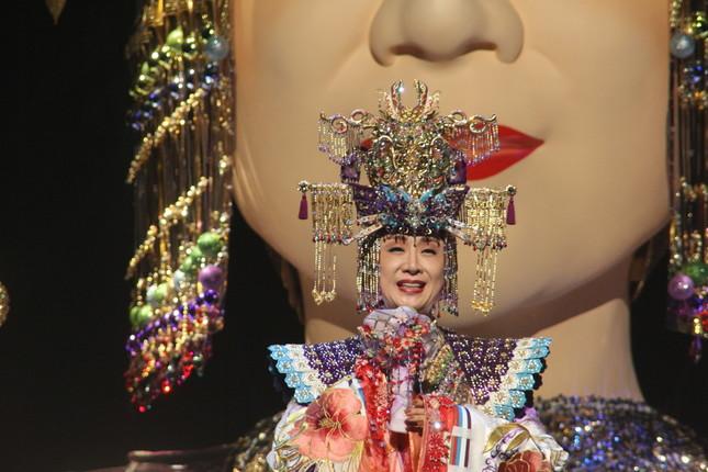 本当に「ラスボス幸子」が4年ぶりに紅白に「復活」するのだろうか?(写真は2009年NHK紅白歌合戦のリハーサル)