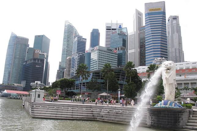 ANAのCAはシンガポール中心部のショッピングセンターで犯行に及んだ(写真はイメージ)