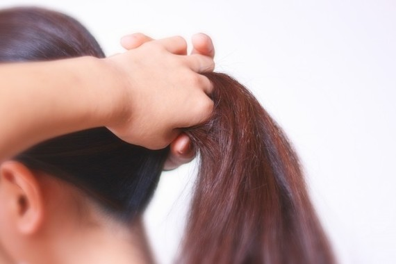 抗がん剤の投与が終われば1月~1か月半ほどで髪が生えてくる(写真はイメージ)