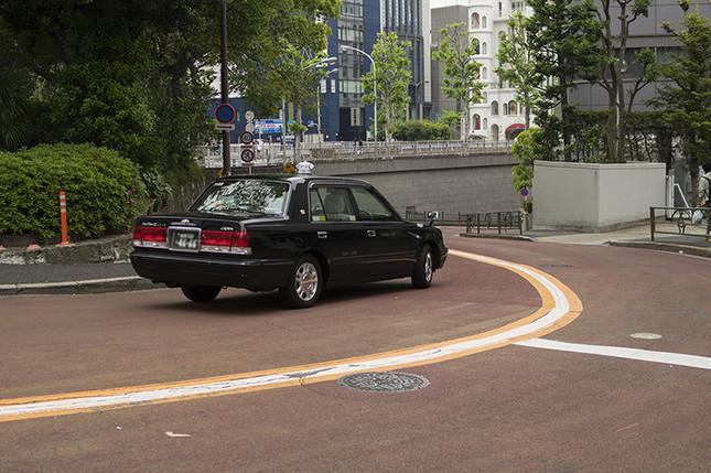 タクシー業界で超高齢化が進む(画像はイメージ)