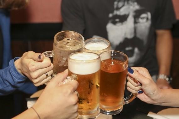 毎年大学生の飲酒による死亡事故がなくならない(画像はイメージ)