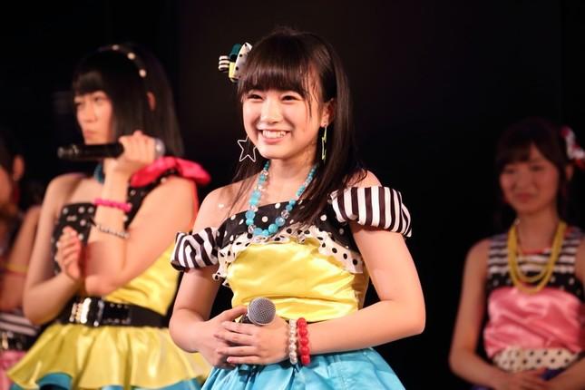 HKT48とAKB48を兼任する矢吹奈子さん。指原莉乃さんの「秘蔵っ子」だ