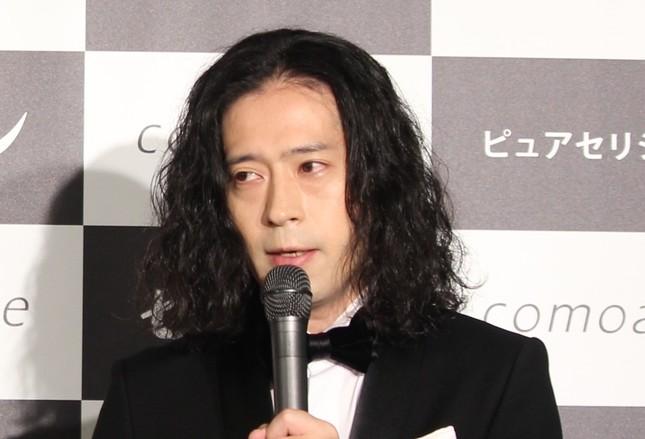 「火花」の著者・又吉直樹さん(写真は2015年6月撮影)
