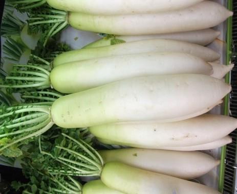 国民的野菜のダイコン。葉や皮まで丸ごと食べたい